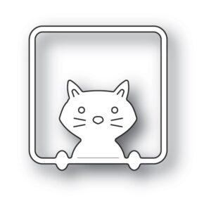 PoppyStamps Wittle Kitty