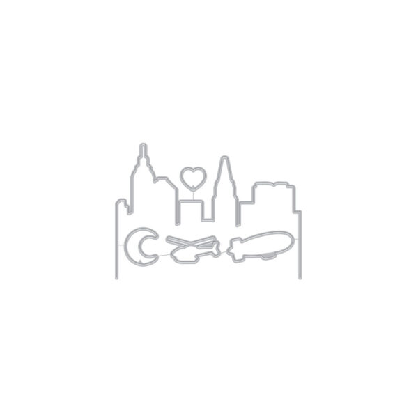 CityScape Die