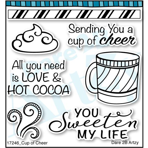 Cup of Cheer Stamp Set