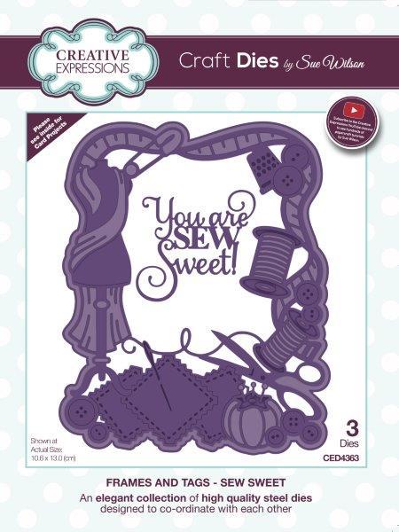 Sew Sweet Craft Die