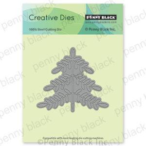 Folk Art Xmas Tree