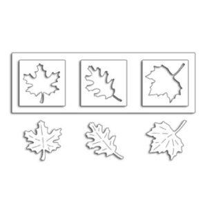 Fall Leaves Squares