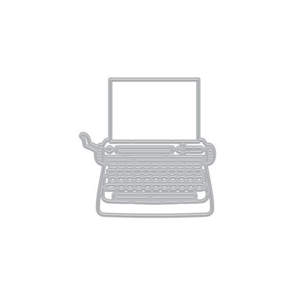 Typewriter Die Hero Arts